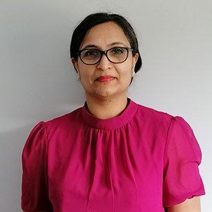 miss pooja balchandra