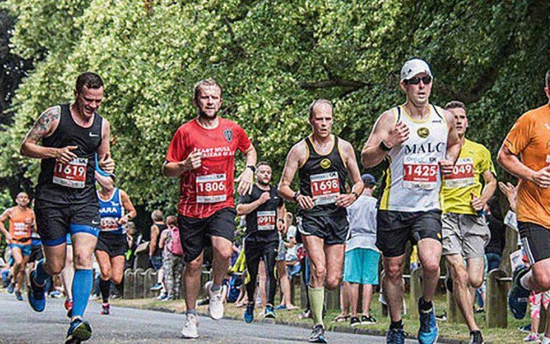 Grimsby 10K Running Race